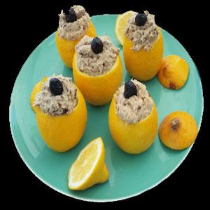 citrons farcis